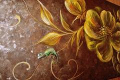 Chameleon-kvetina