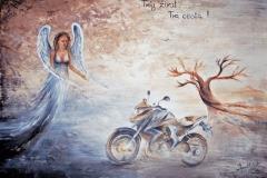 Divka-motorka